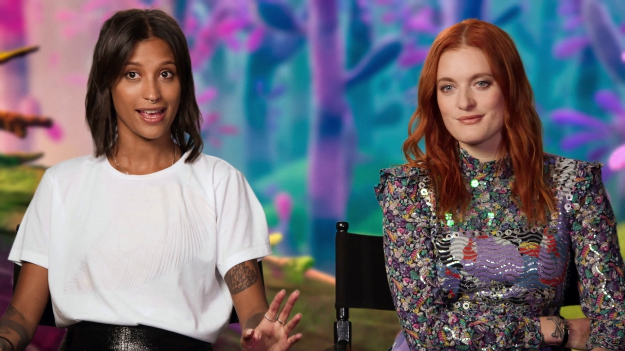Trolls: Aino Jawo And Caroline Hjel On Why They Joined The Film