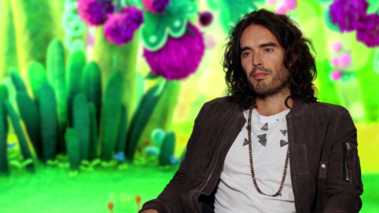 Trolls: Russell Brand On His Character