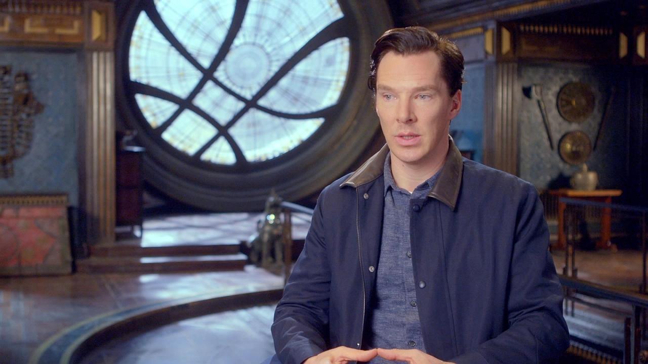 Doctor Strange: Benedict Cumberbatch On Introducing Doctor Strange To MCU