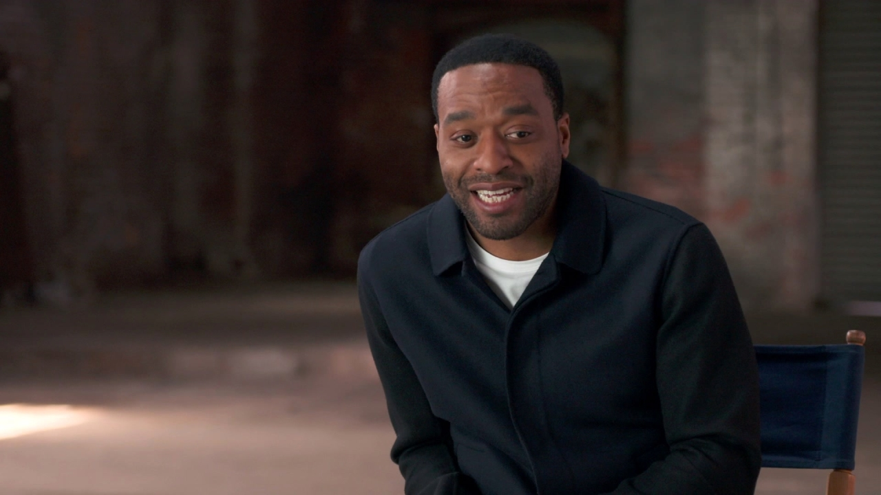 Doctor Strange: Chiwetel Ejiofor On His Character