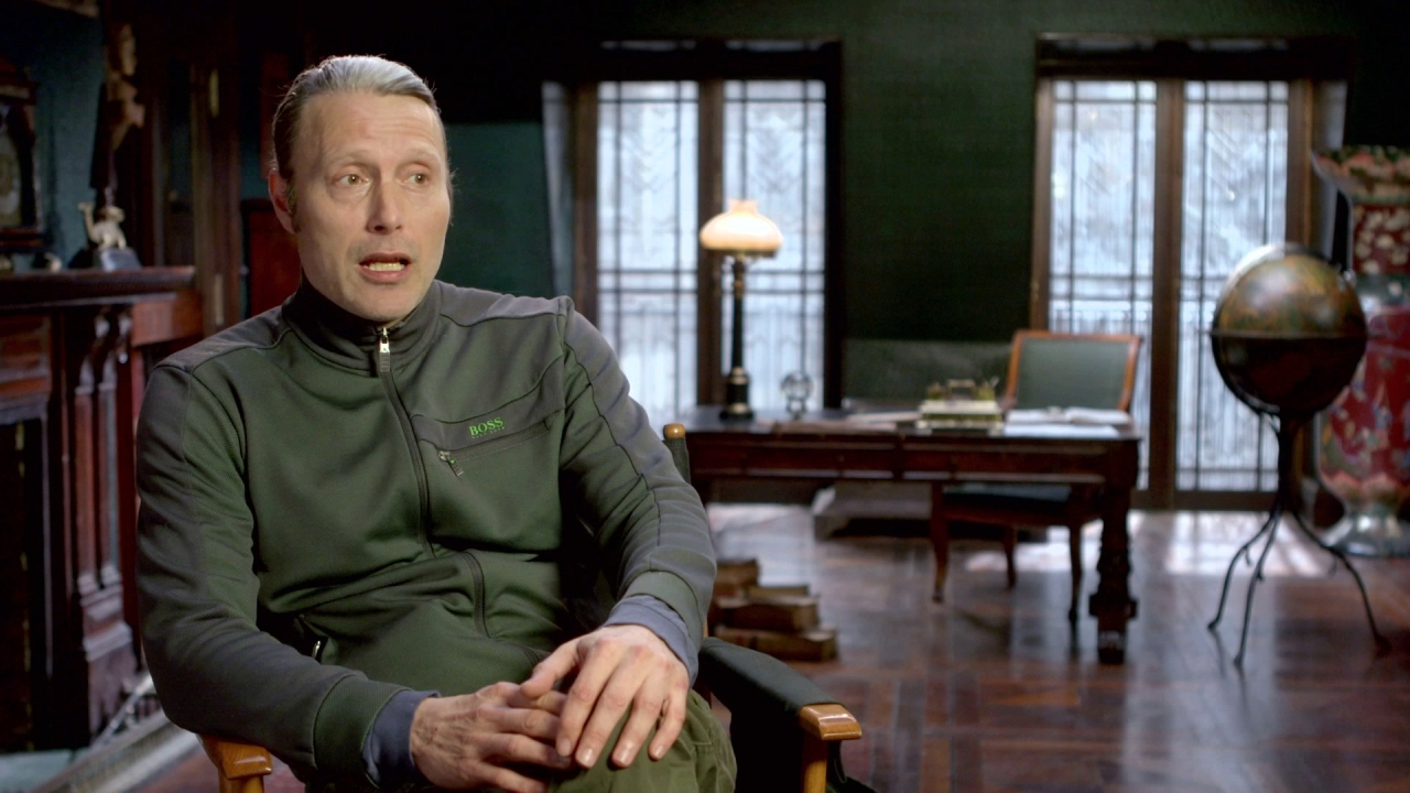 Doctor Strange: Mads Mikkelsen On Researching The Comic