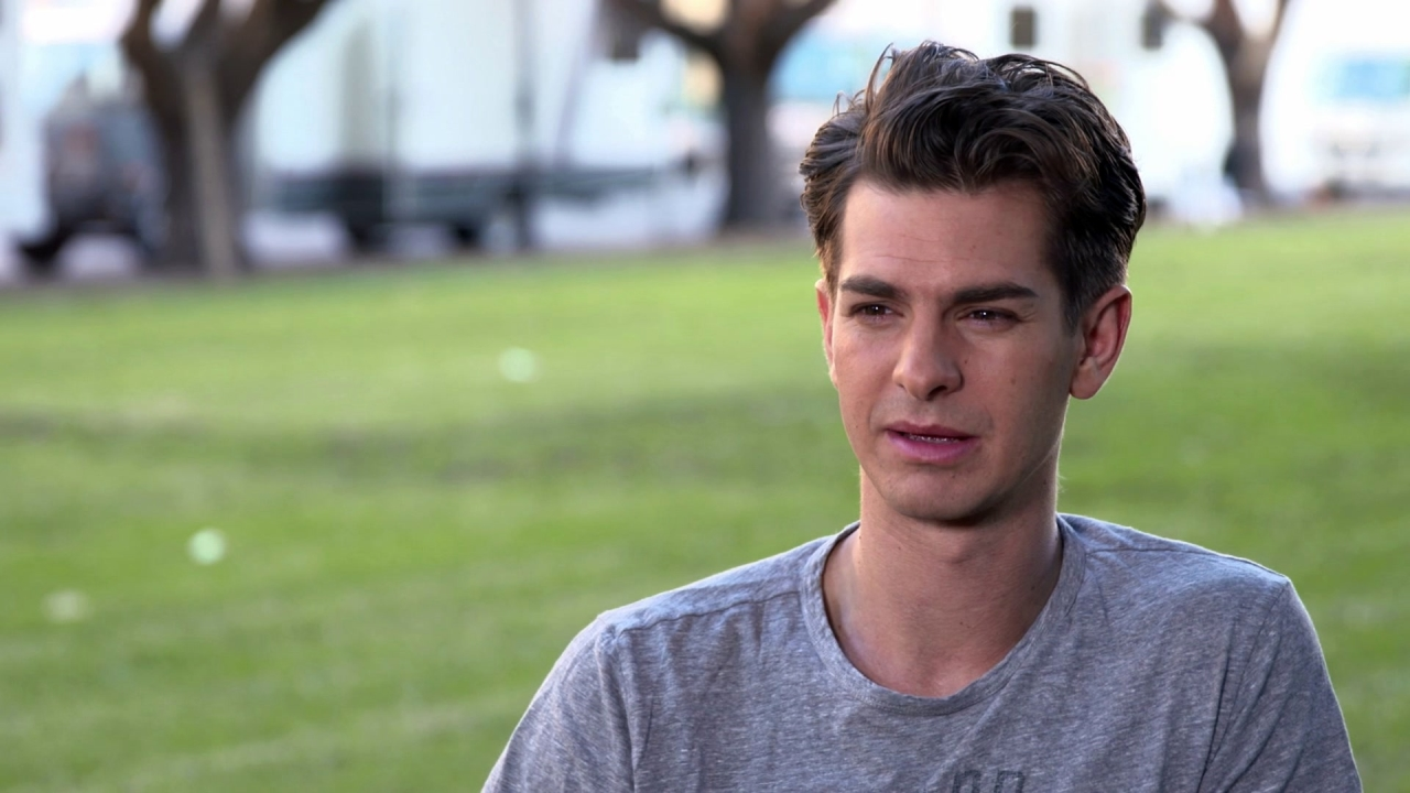 Hacksaw Ridge: Andrew Garfield On Why He Took The Role