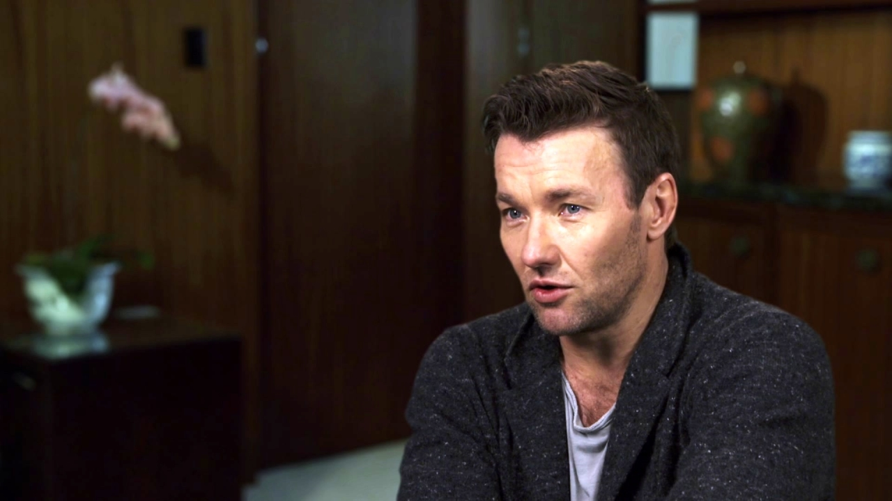 Loving: Joel Edgerton On Working With Jeff Nichols