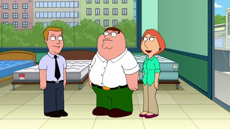 Family Guy: Guy, Robot