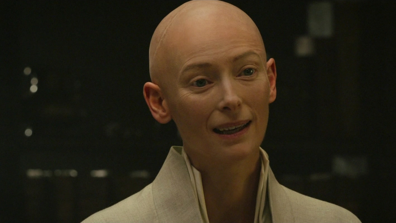 Doctor Strange: Heal The Body