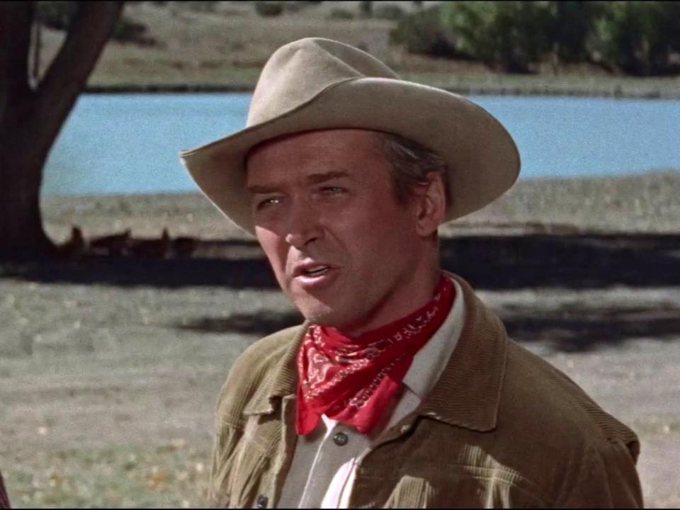 The Man From Laramie (UK Blu-Ray/DVD Trailer)