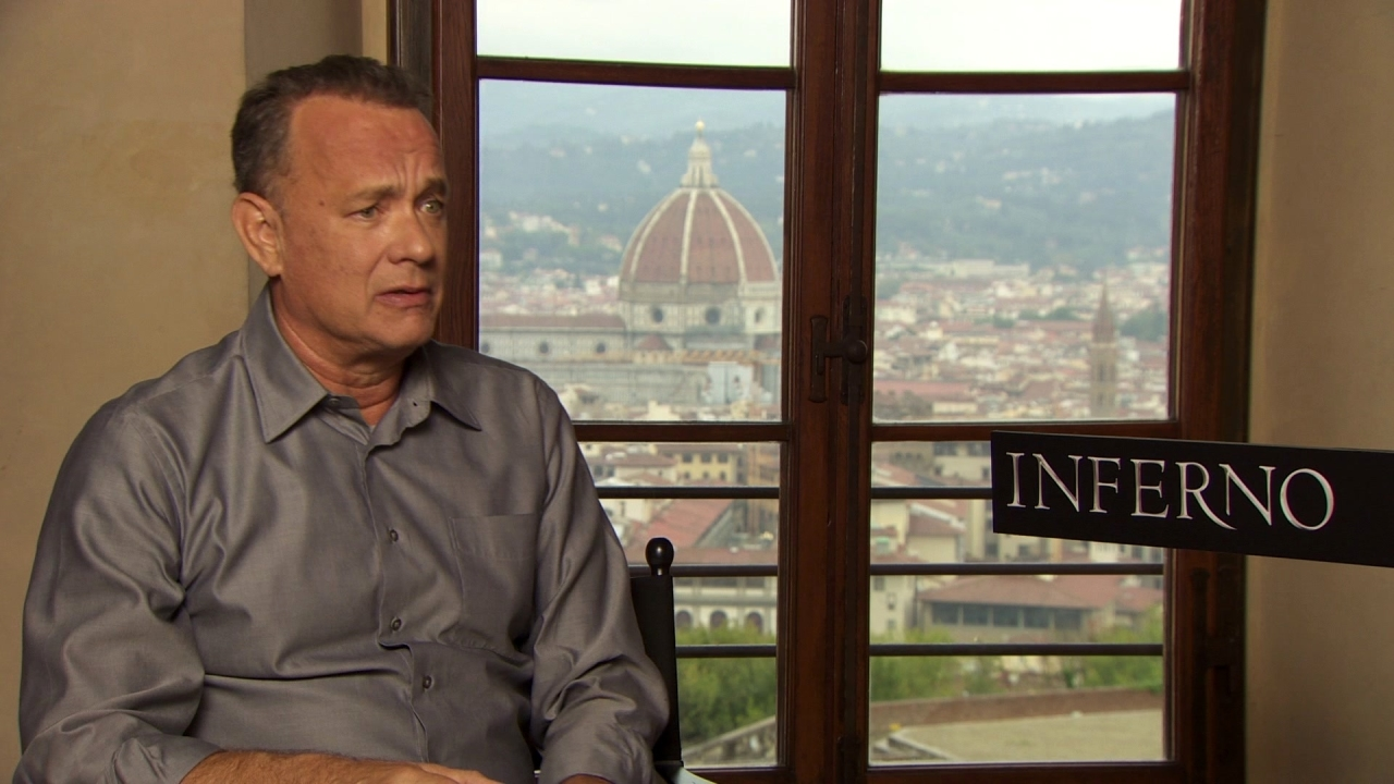 Inferno: Tom Hanks On His Character
