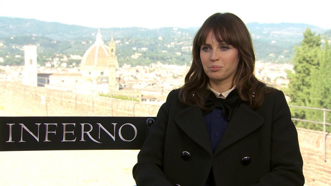Inferno: Felicity Jones On Her Character