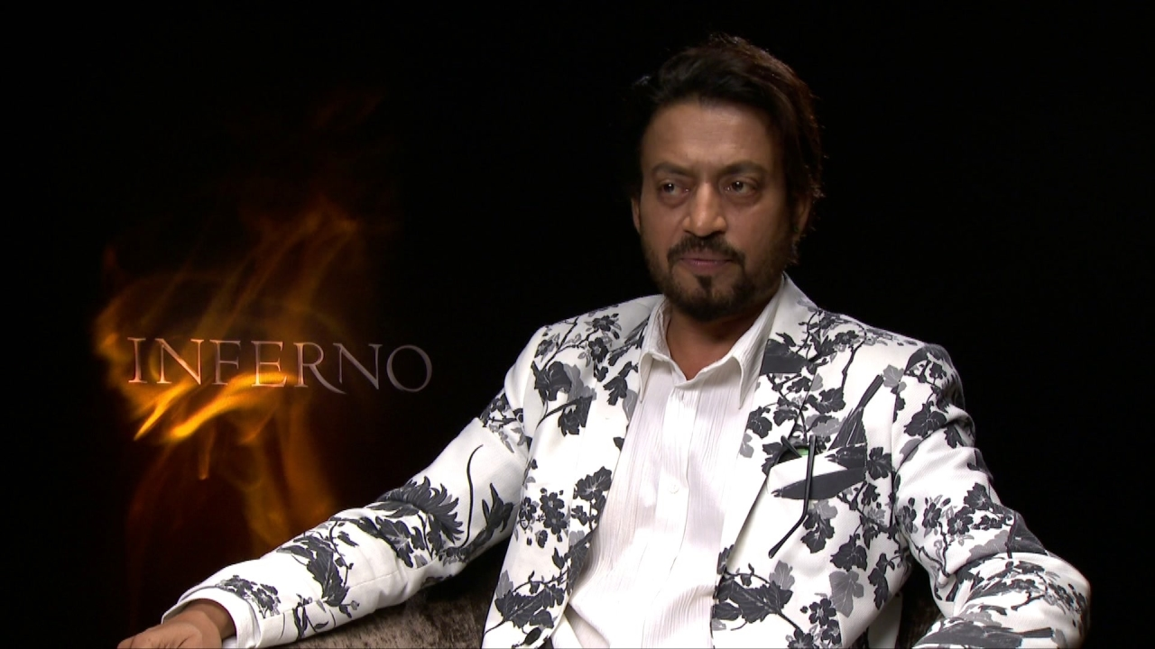 Inferno: Irrfan Khan On His Character