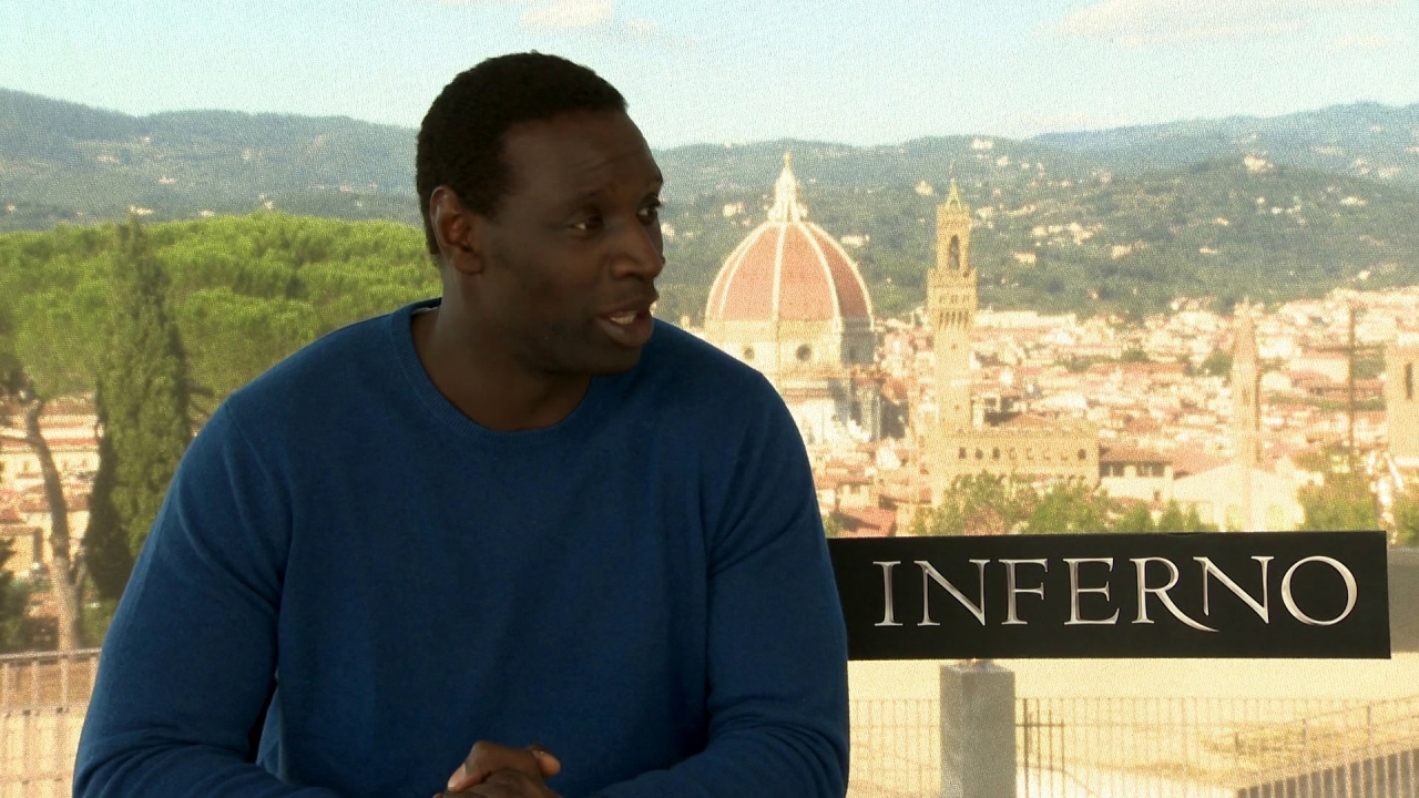 Inferno: Omar Sy On His Character
