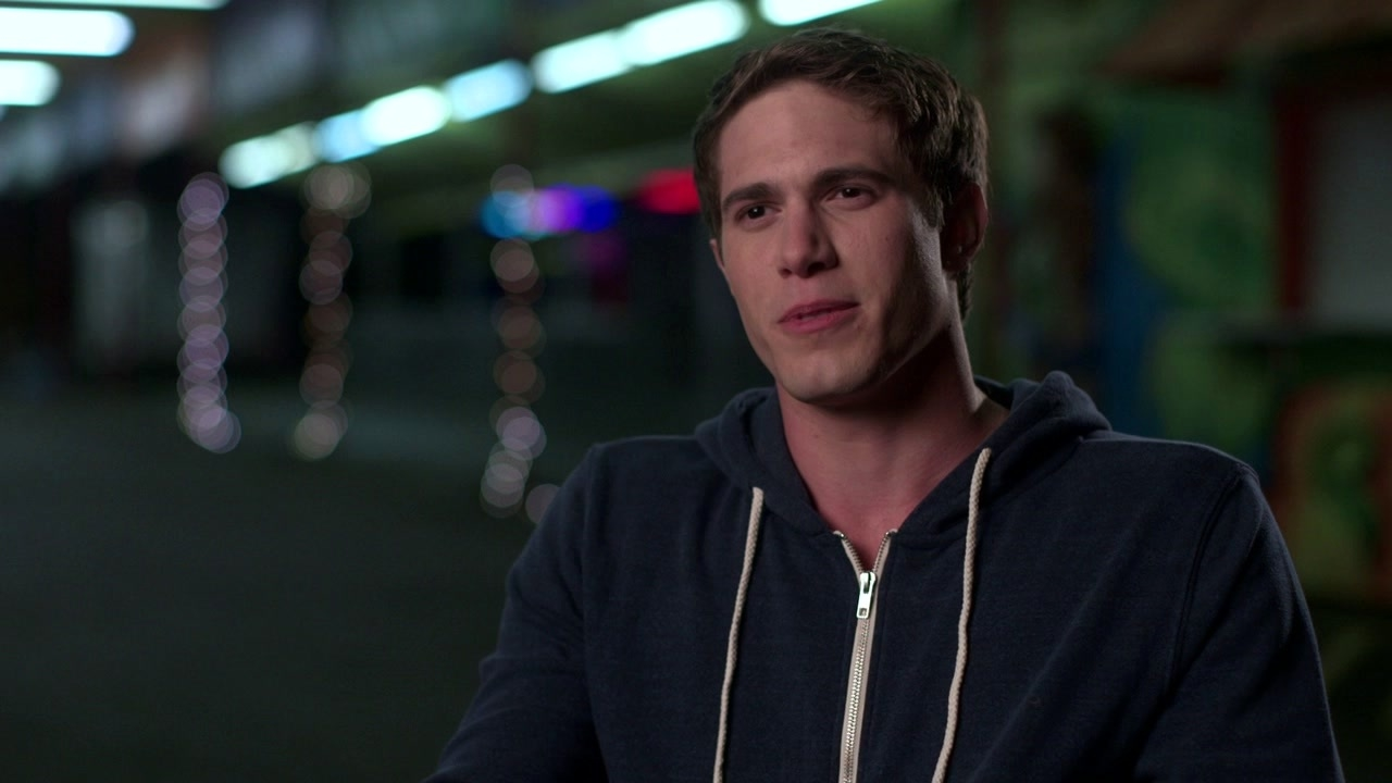 The Edge Of Seventeen: Blake Jenner On 'Darian's' Relationship With 'Nadine'