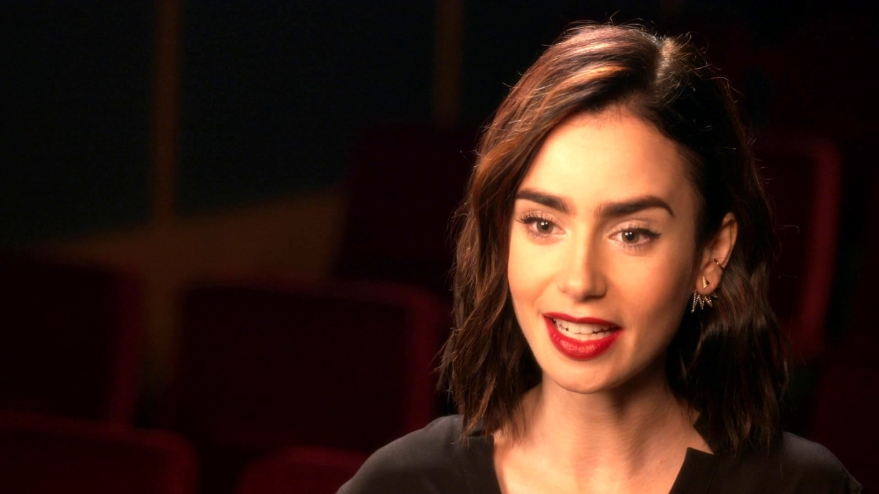 Rules Don't Apply: Lily Collins On Coming On Board This Film