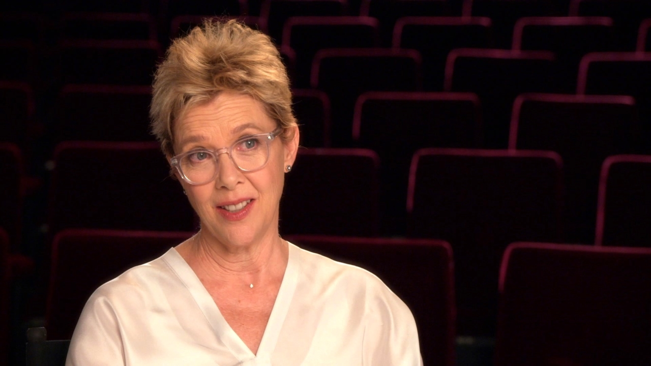 Rules Don't Apply: Annette Bening On The Story