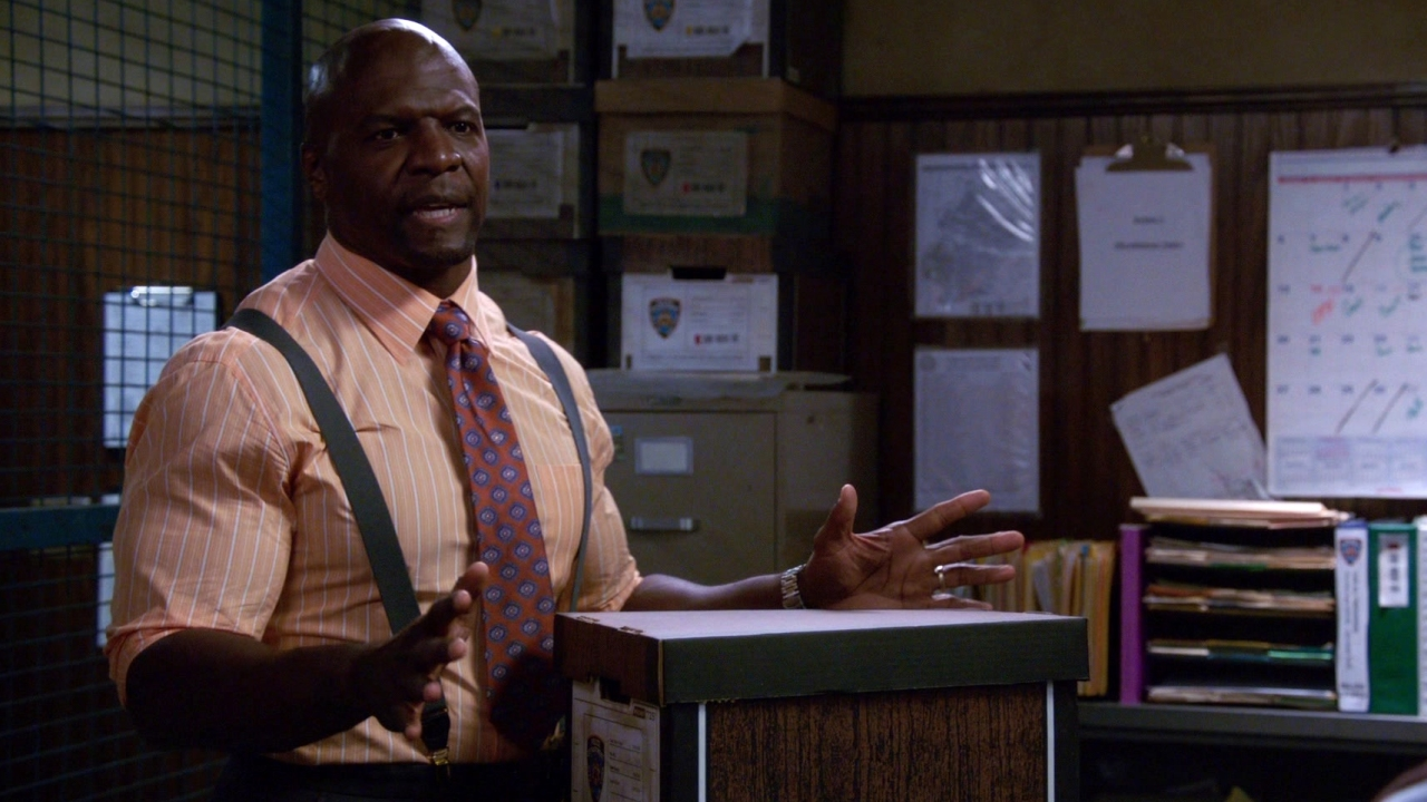 Brooklyn Nine-Nine: What's The Point?