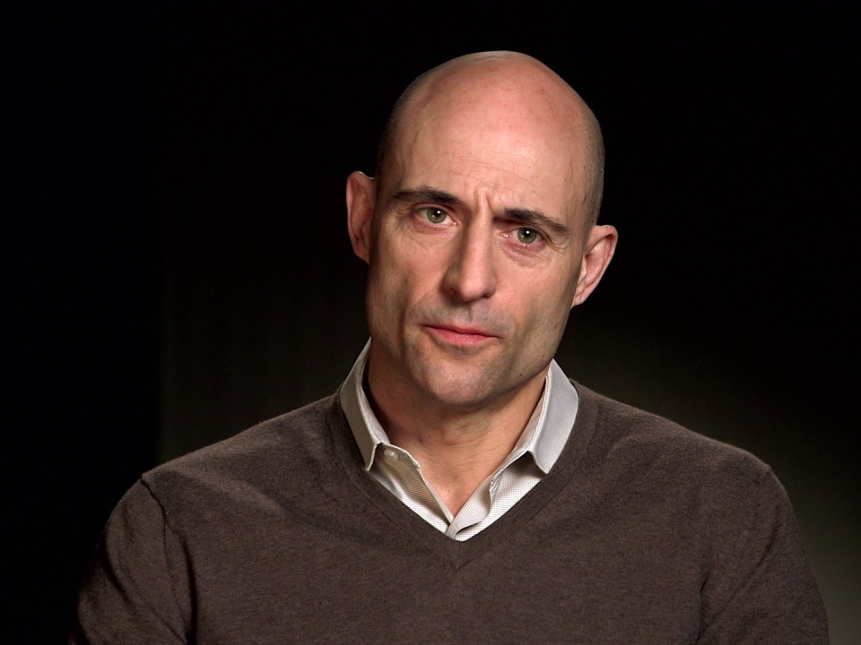 Miss Sloane: Mark Strong On The Script