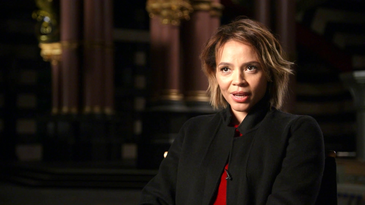 Fantastic Beasts And Where To Find Them: Carmen Ejogo On Her Character 'Seraphina Picquery'