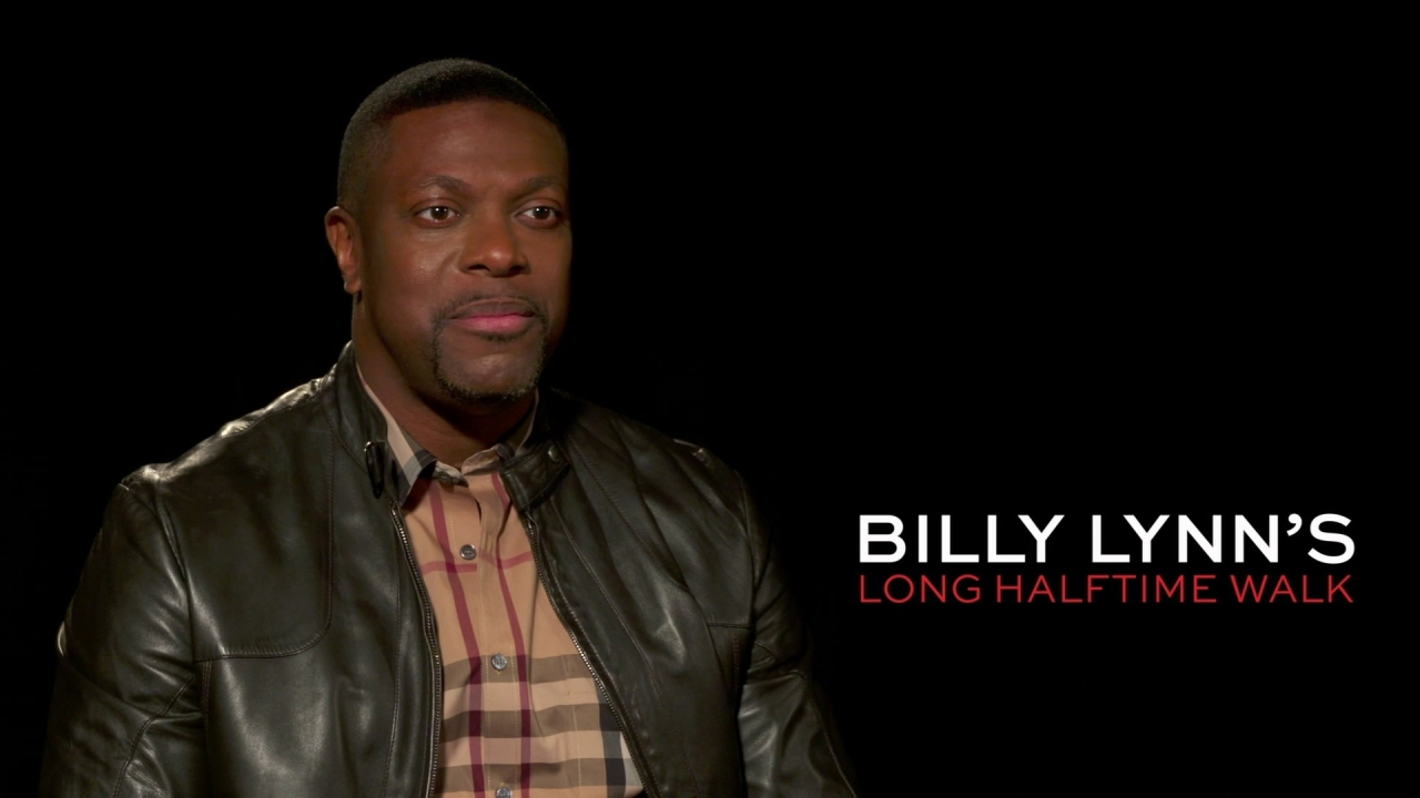 Billy Lynn's Long Halftime Walk: Chris Tucker On What Inspired Him To Get Involved
