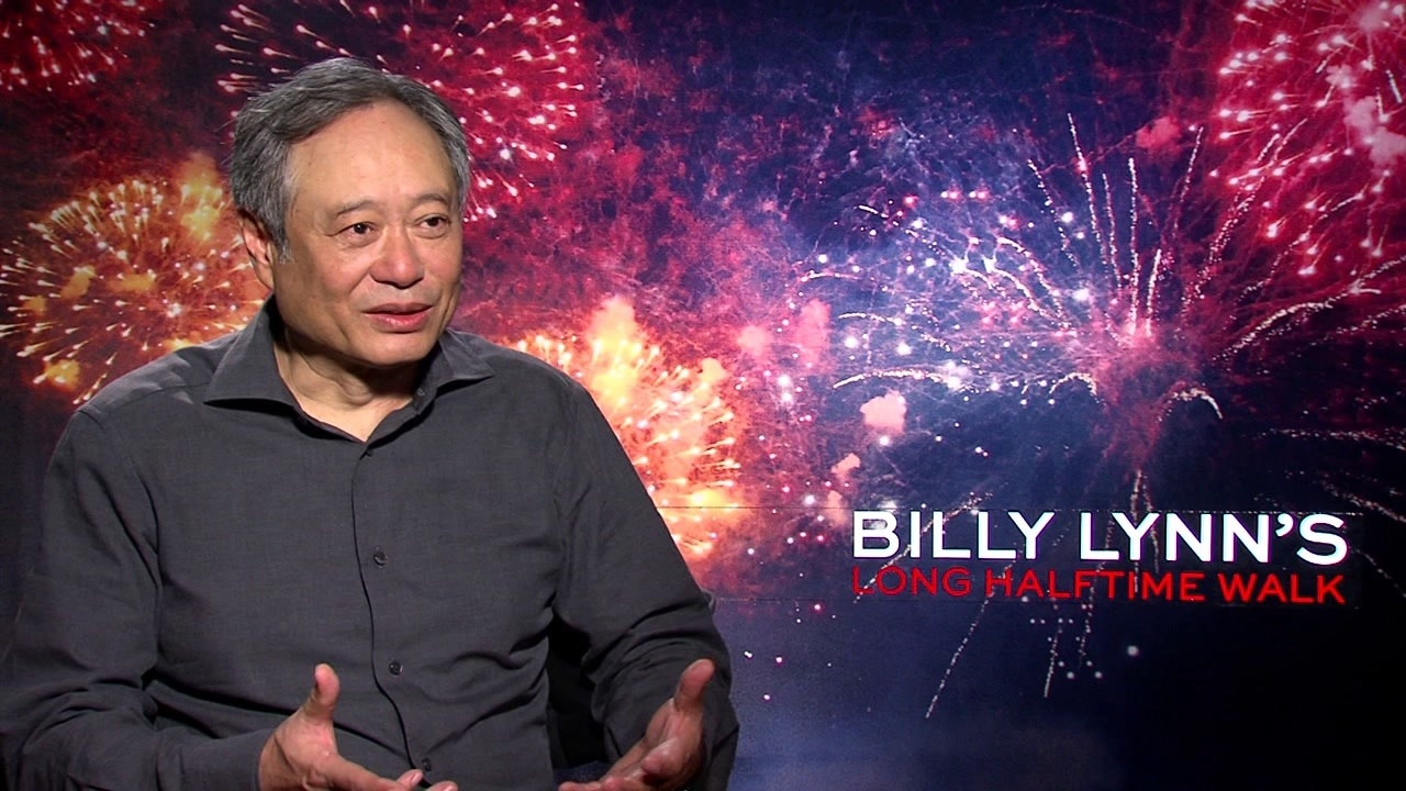 Billy Lynn's Long Halftime Walk: Ang Lee On What About The Novel Inspired Him