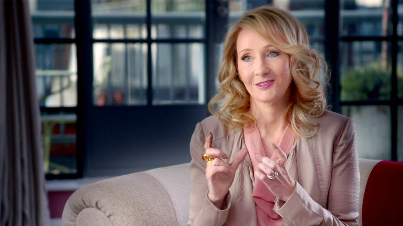 Fantastic Beasts And Where To Find Them: J.K. Rowling On The Development