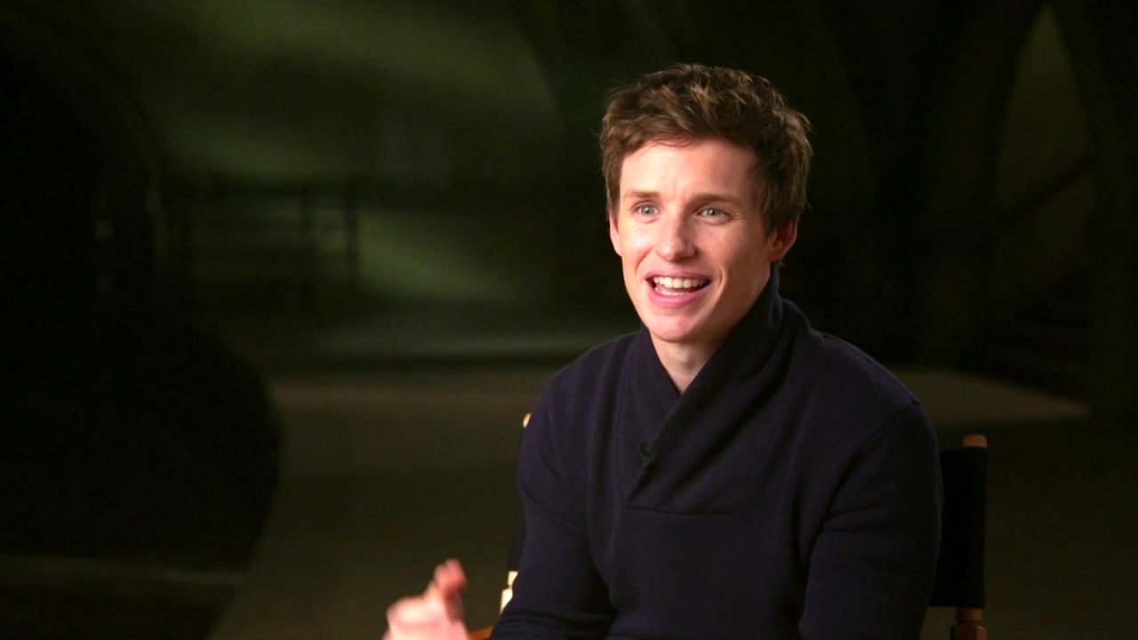 Fantastic Beasts And Where To Find Them: Eddie Redmayne On The Script