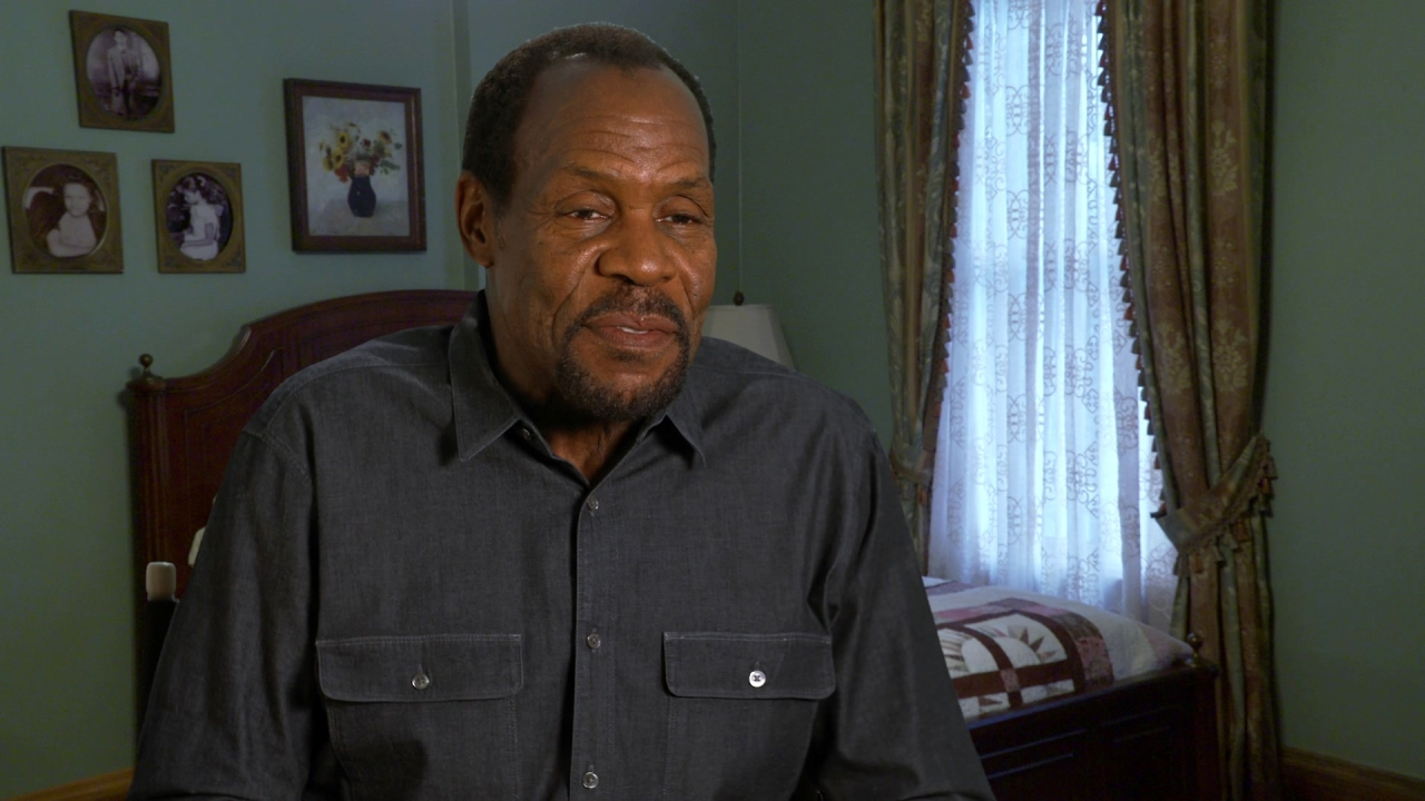 Almost Christmas: Danny Glover On How The Movie Starts