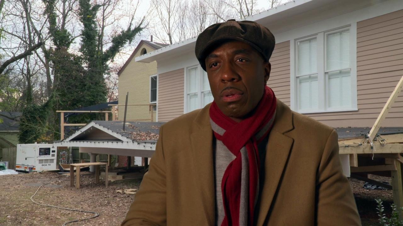 Almost Christmas: J.B. Smoove On His Character