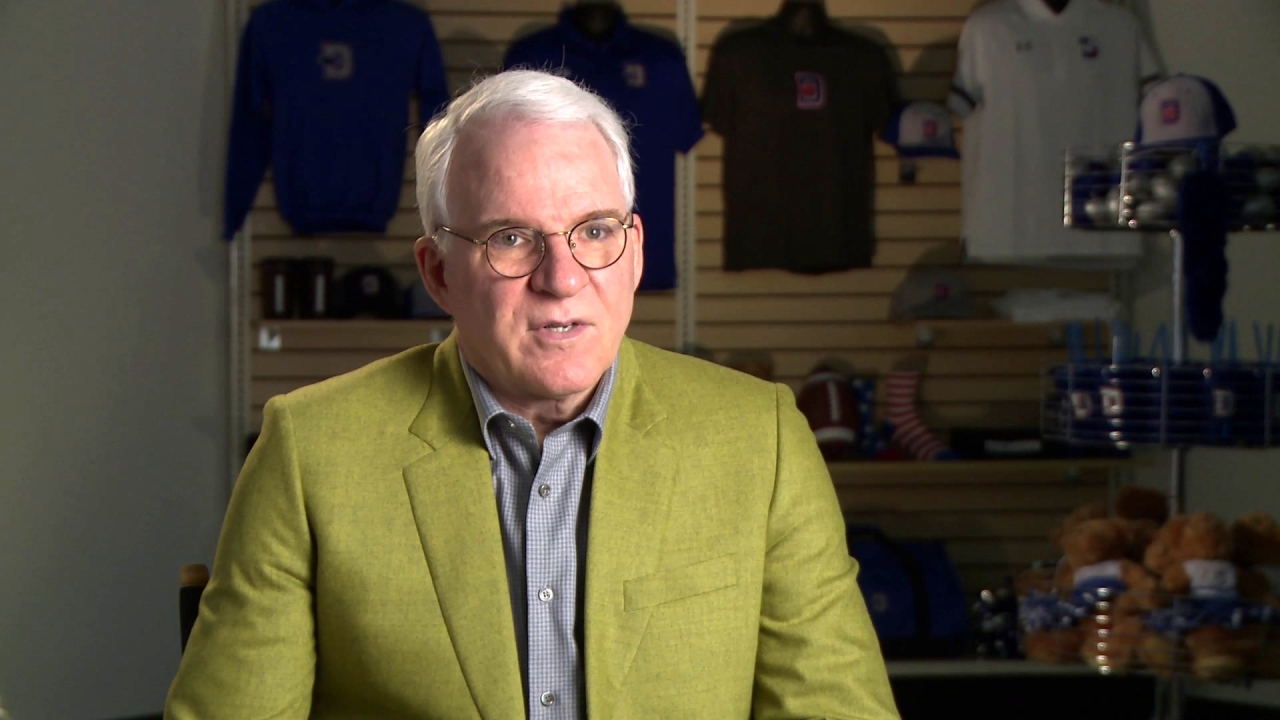 Billy Lynn's Long Halftime Walk: Steve Martin On His Character