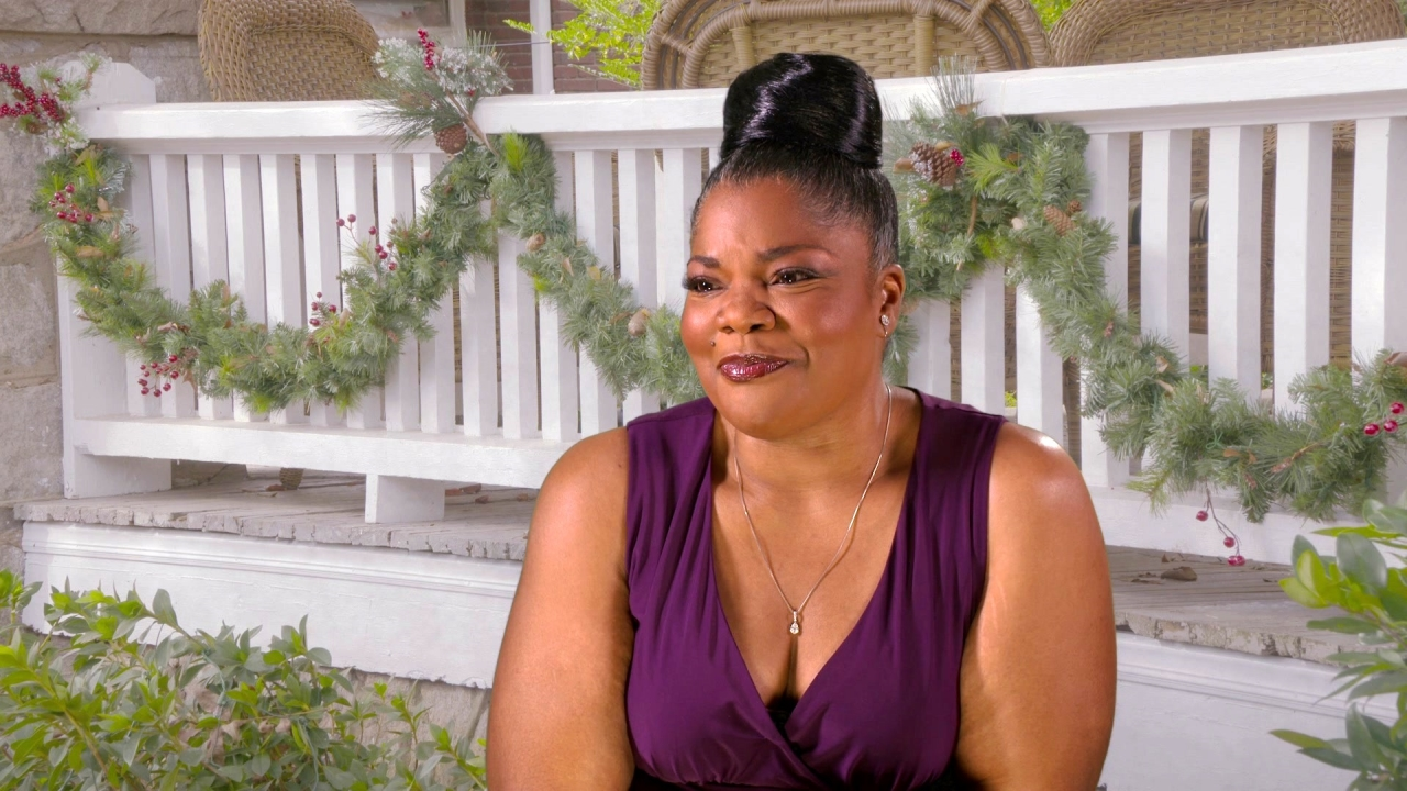 Almost Christmas: Mo'nique On Being 'That Aunt'