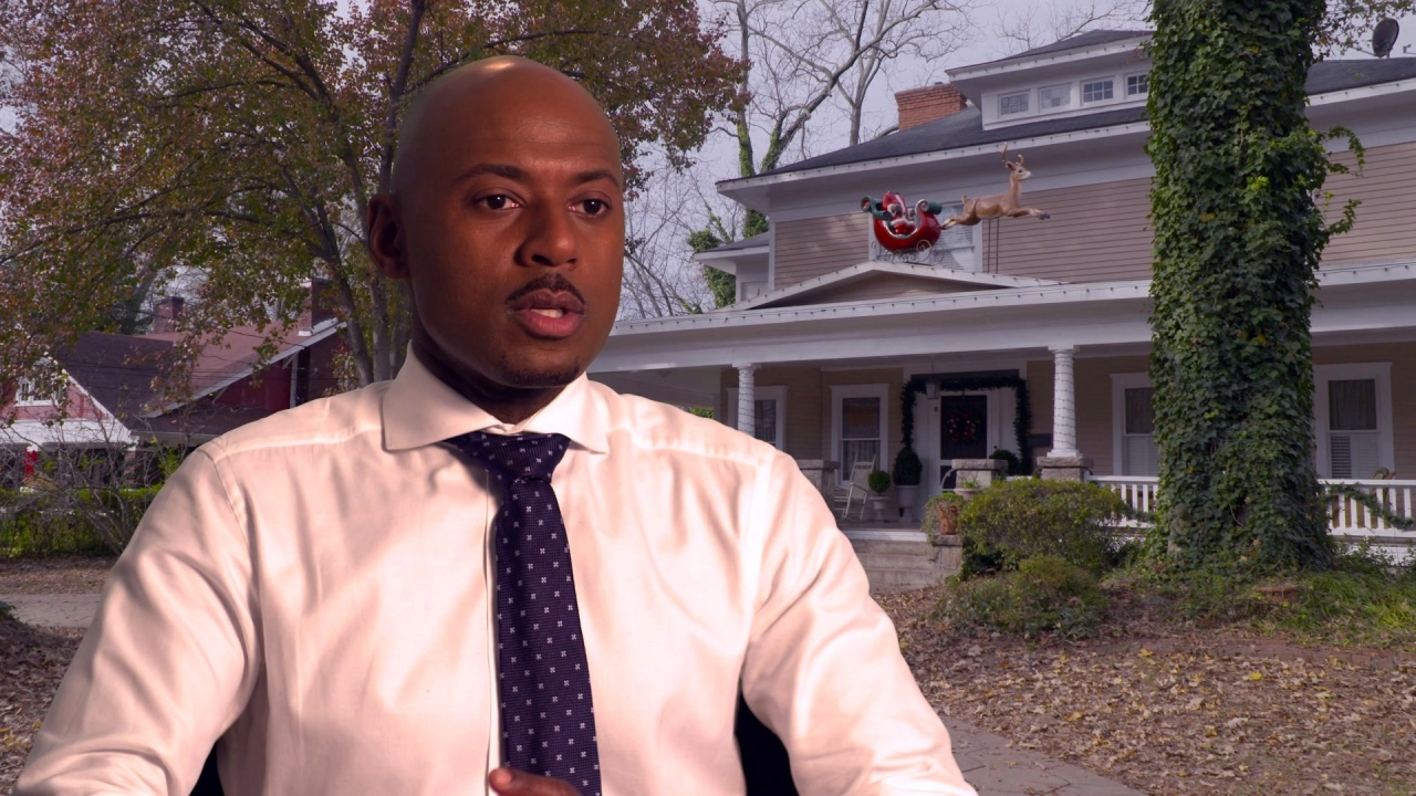 Almost Christmas: Romany Malco On His Character