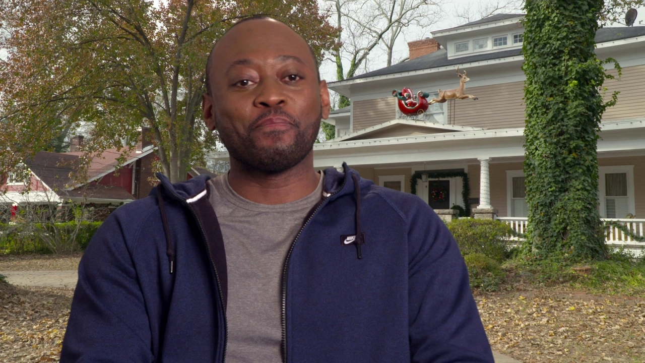 Almost Christmas: Omar Epps On His Character