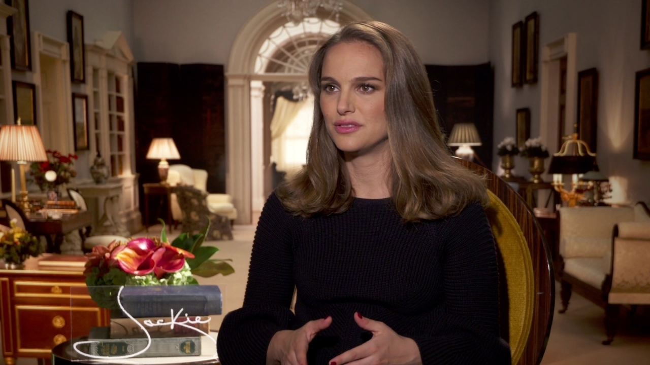 Jackie: Natalie Portman On What Drew Her To The Film