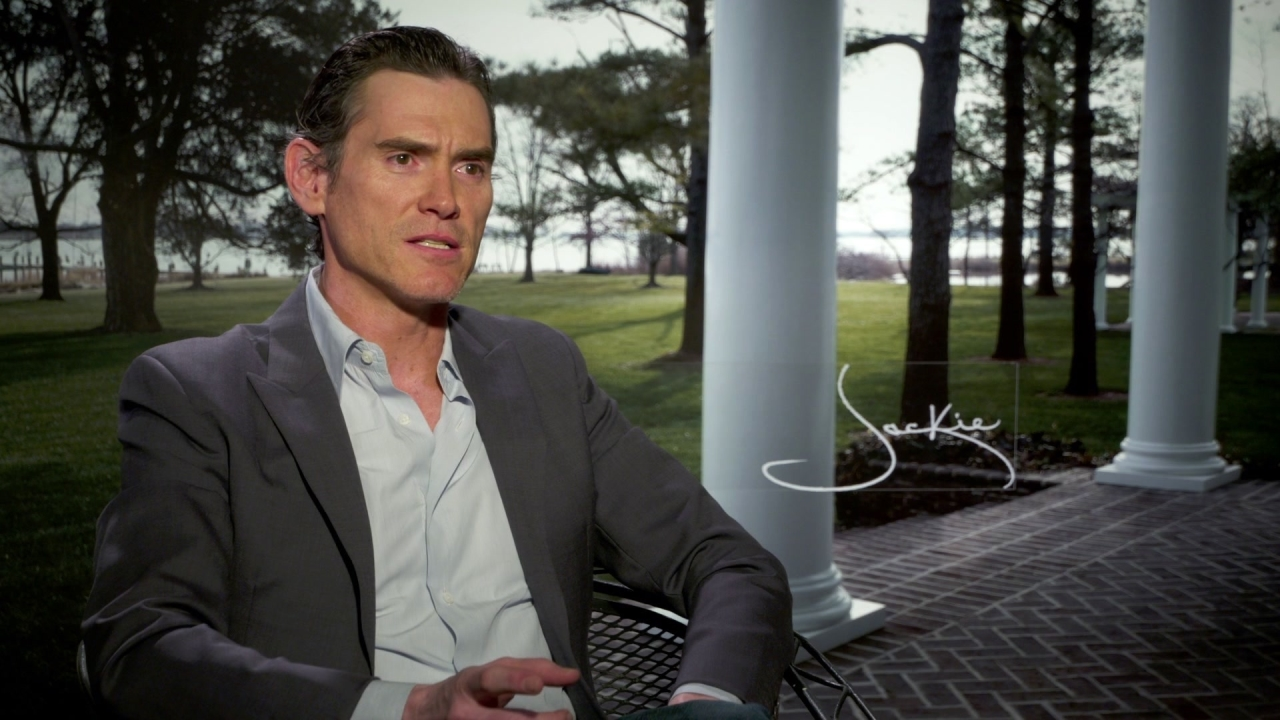 Jackie: Billy Crudup On His Character