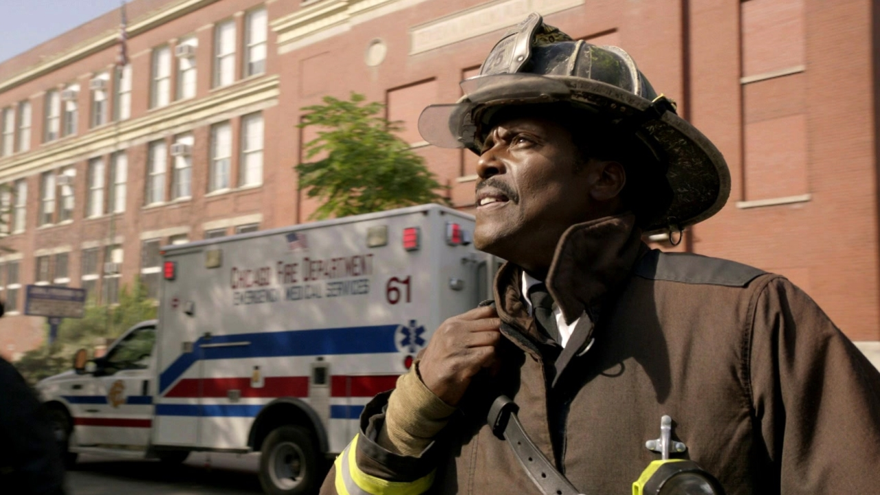 Chicago Fire: I Held Her Hand