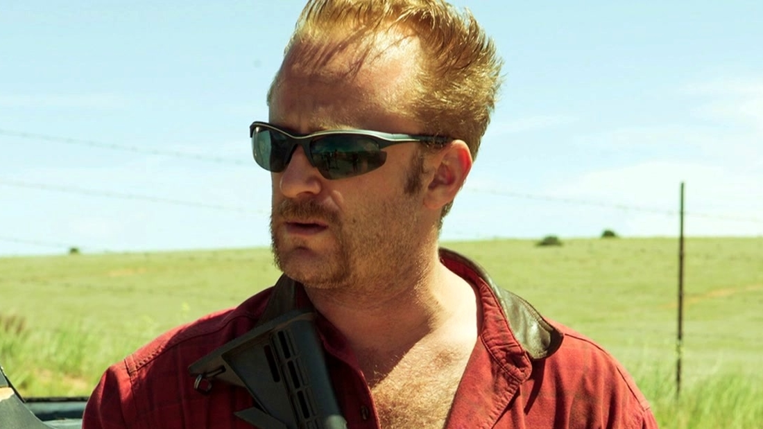 Hell Or High Water: Ben Foster On Tanner