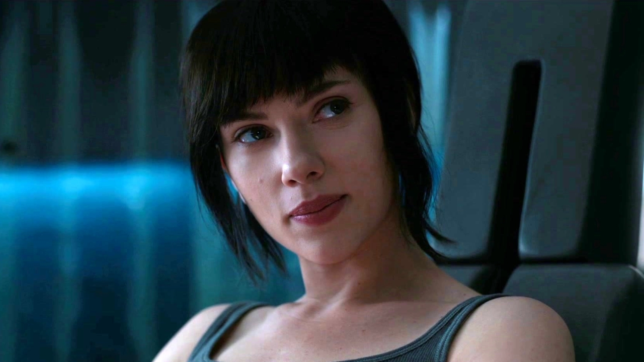 Ghost in the Shell (International Trailer 1)