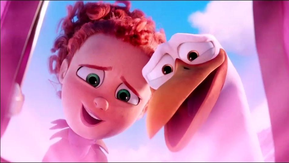 Storks (Blu-ray/DVD Trailer)