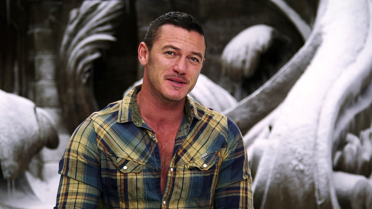 Beauty And The Beast: Luke Evans On Bill Condon And His Approach To Making The Film