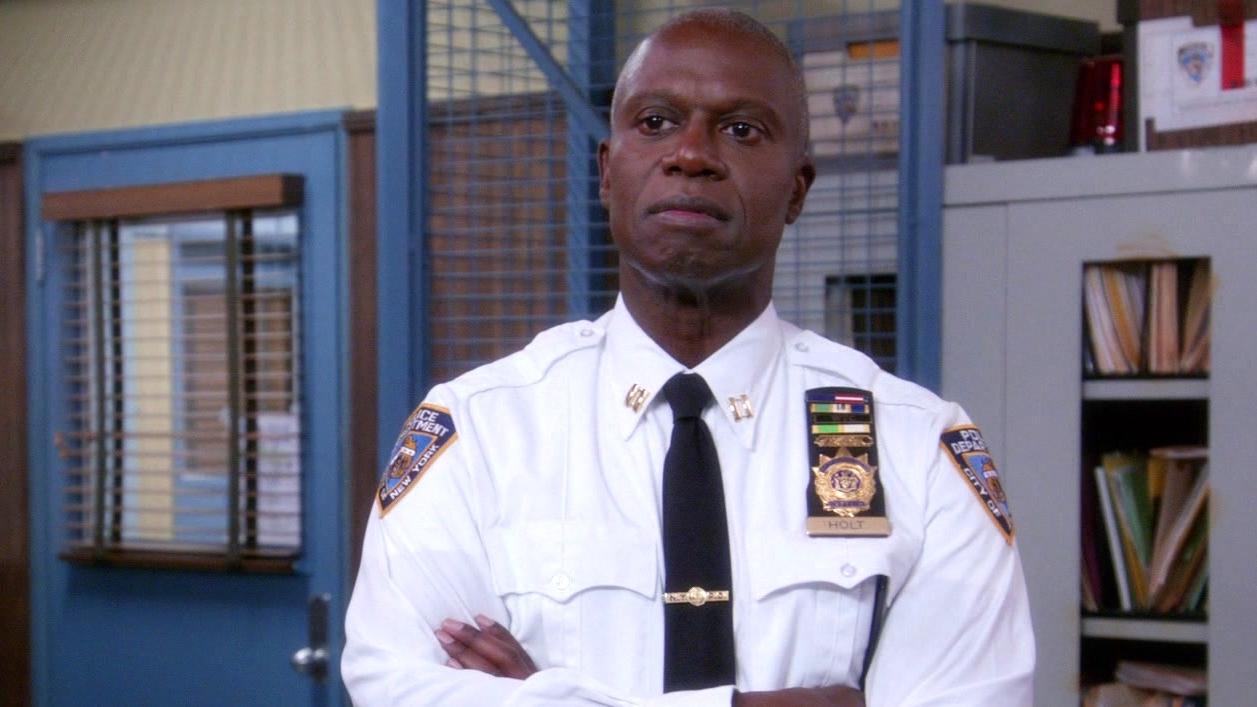 Brooklyn Nine-Nine: A Thousand Push-Ups