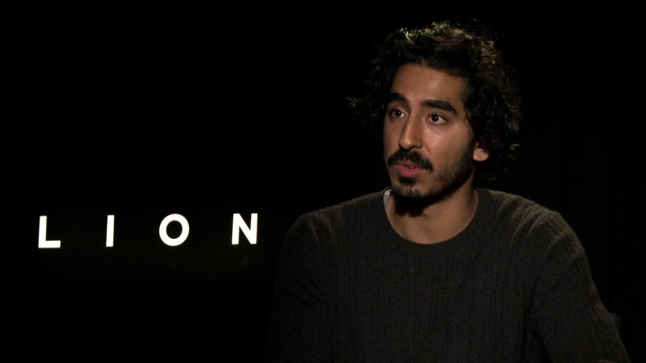Lion: Dev Patel