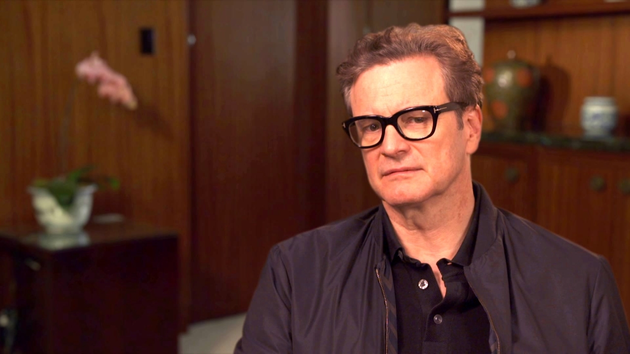 Loving: Colin Firth On How The Film Got Developed