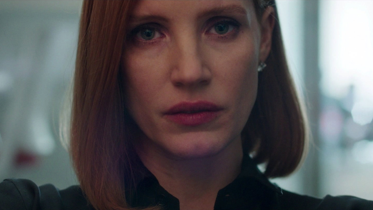 Miss Sloane: Lobbying Is About Foresight