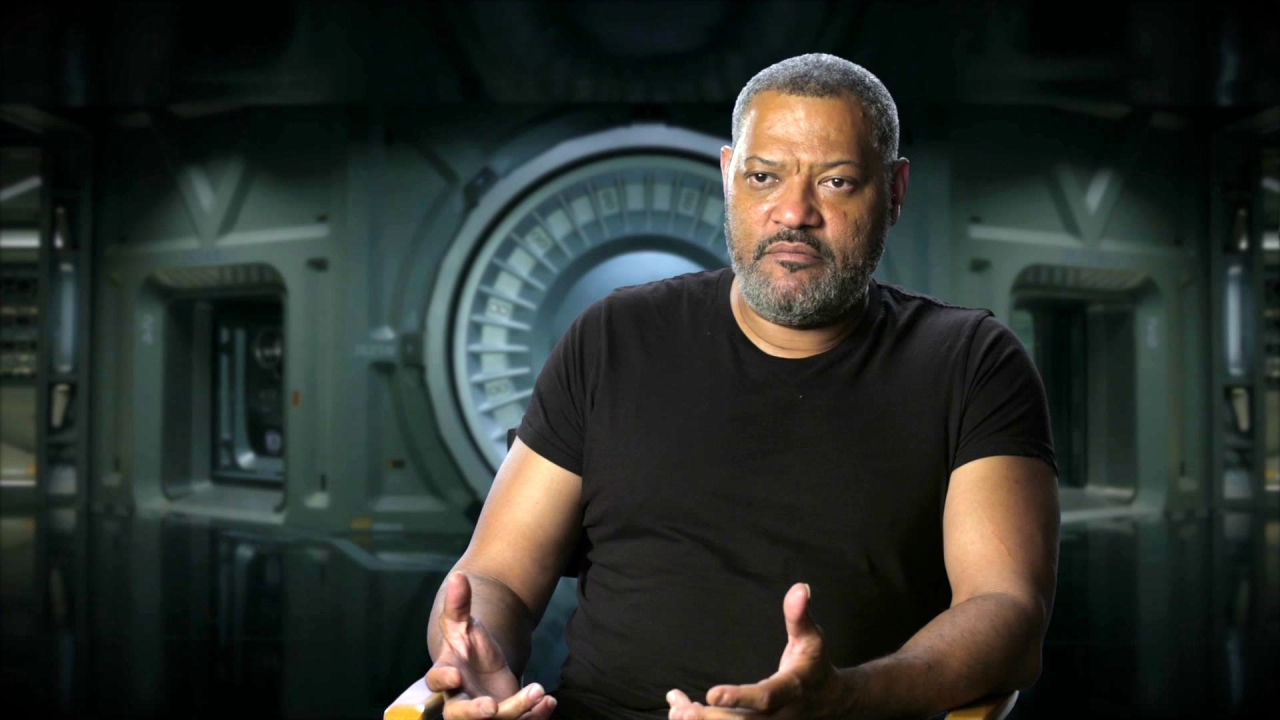 Passengers: Laurence Fishburne On His Character