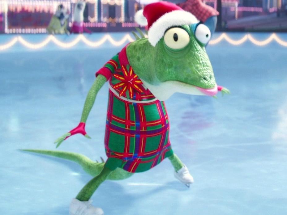 Sing: Christmas Piece (Australia)