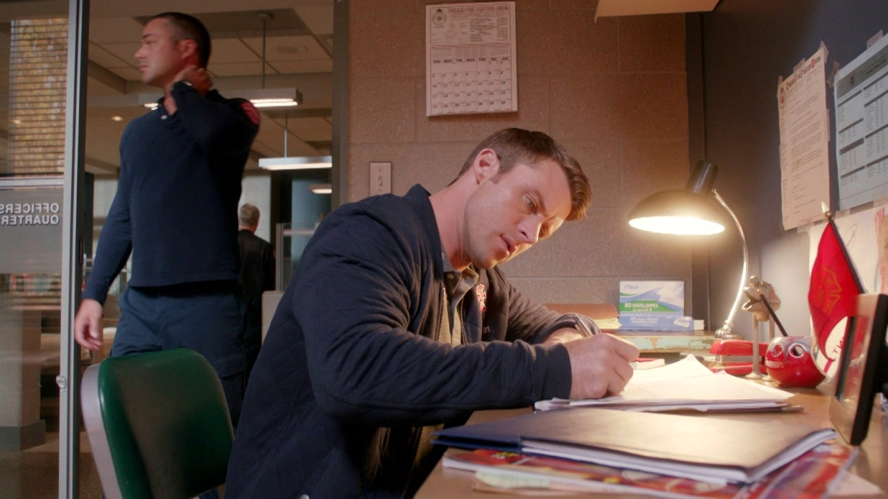 Chicago Fire: Severide Questions What He'S Doing