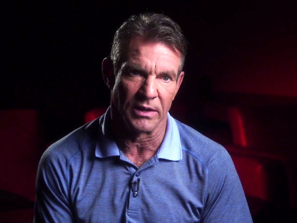 Dreamscape: Dennis Quaid On Working With Director Joseph Ruben
