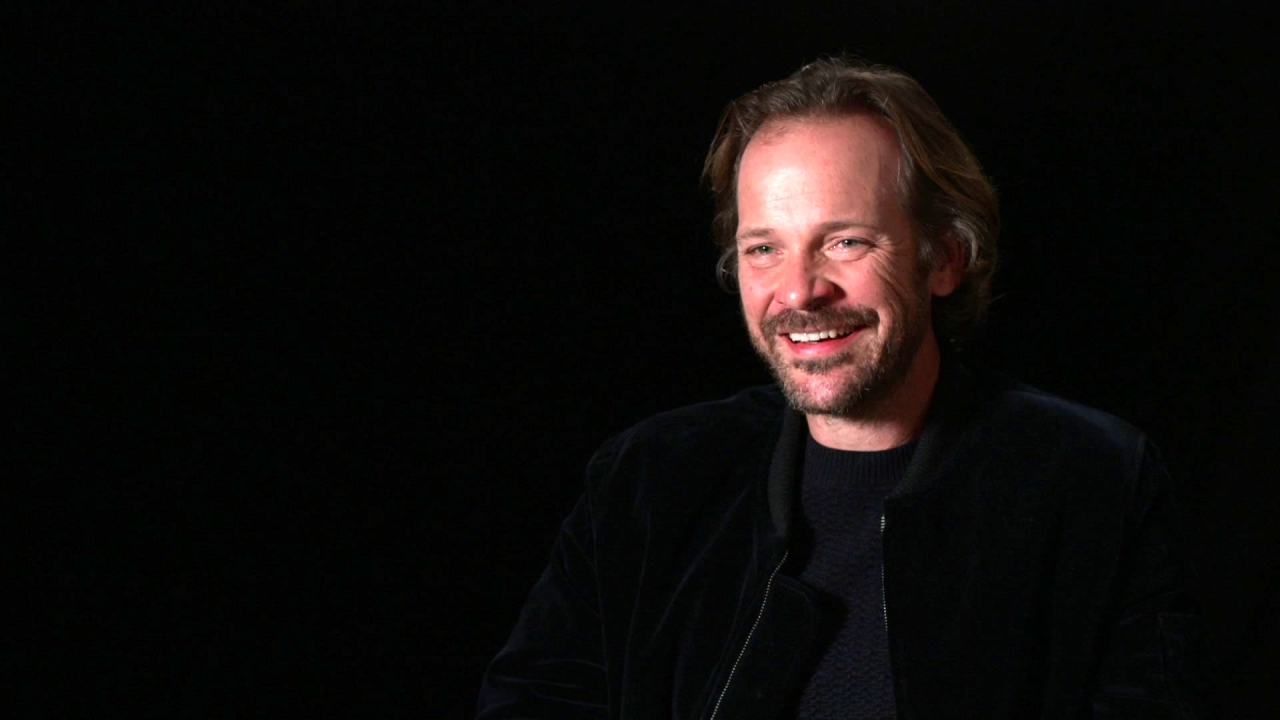 Jackie: Peter Sarsgaard On Pablo Larrain, The Director
