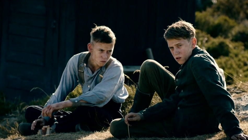 Land Of Mine: She's Eating Bread