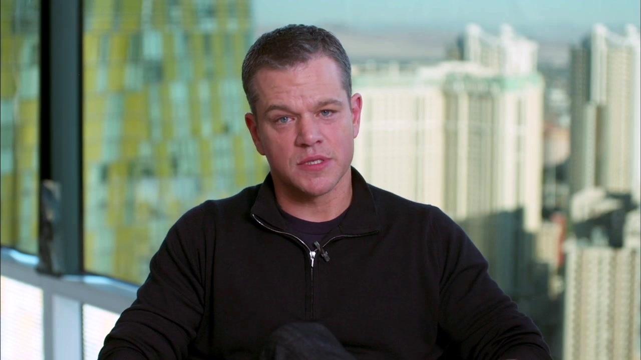 Jason Bourne: Paul Barry