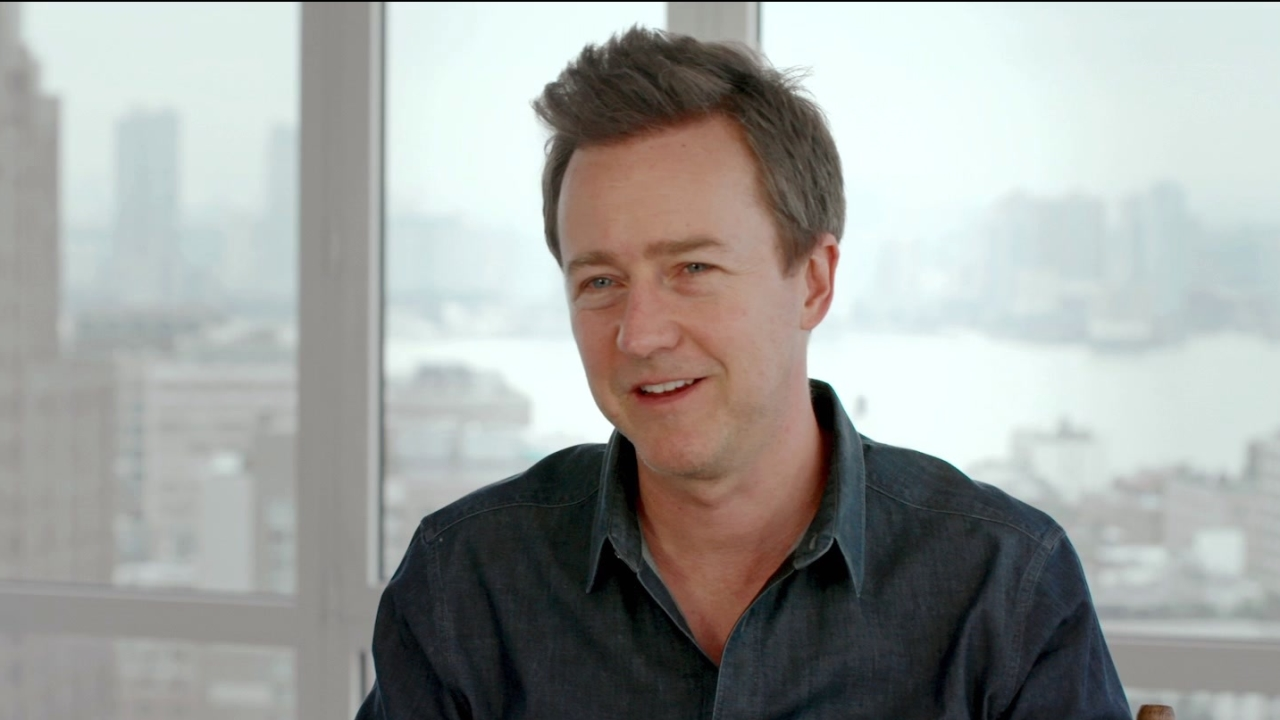 Collateral Beauty: Edward Norton On Working With An Ensemble Cast