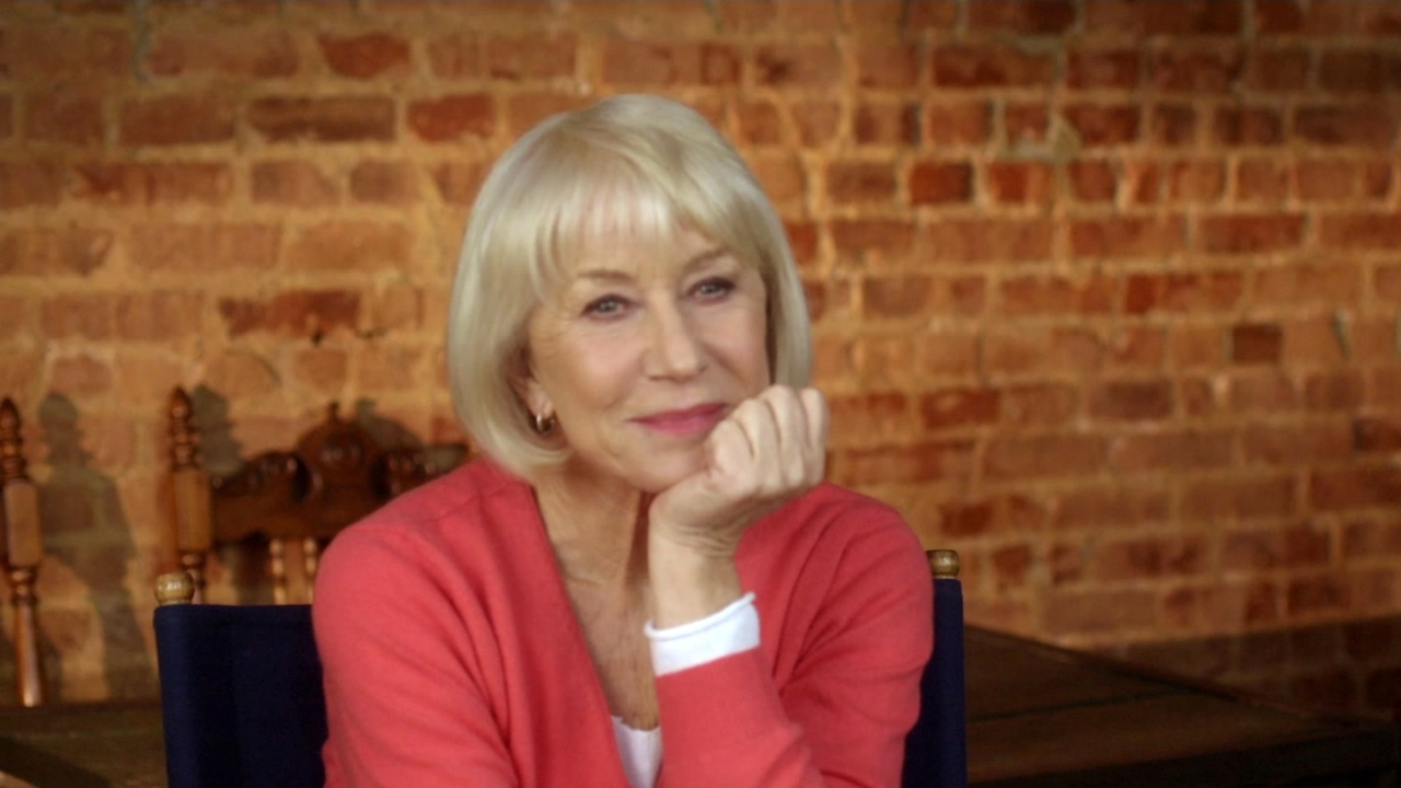 Collateral Beauty: Helen Mirren On Her Initial Thoughts On The Script